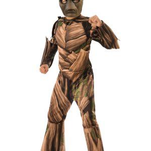Boys Marvel Infinity War Teen Groot Costume
