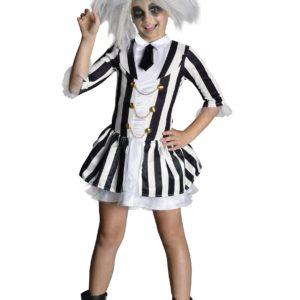 Girls Beetlejuice Costume