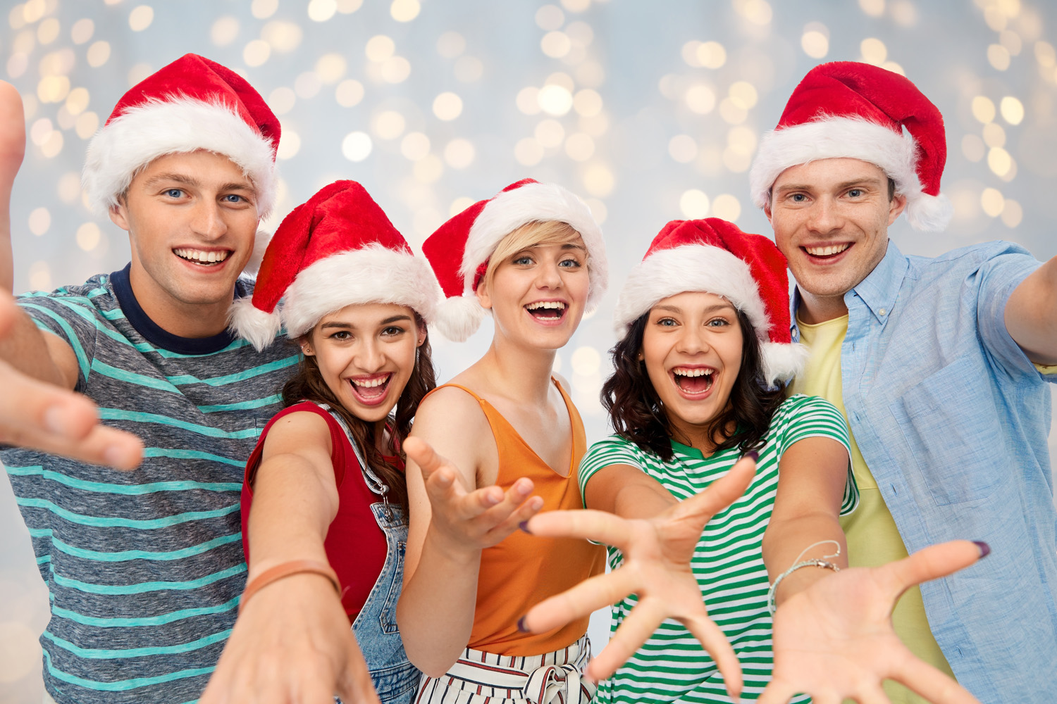 Teen Christmas Party Ideas That Aren't