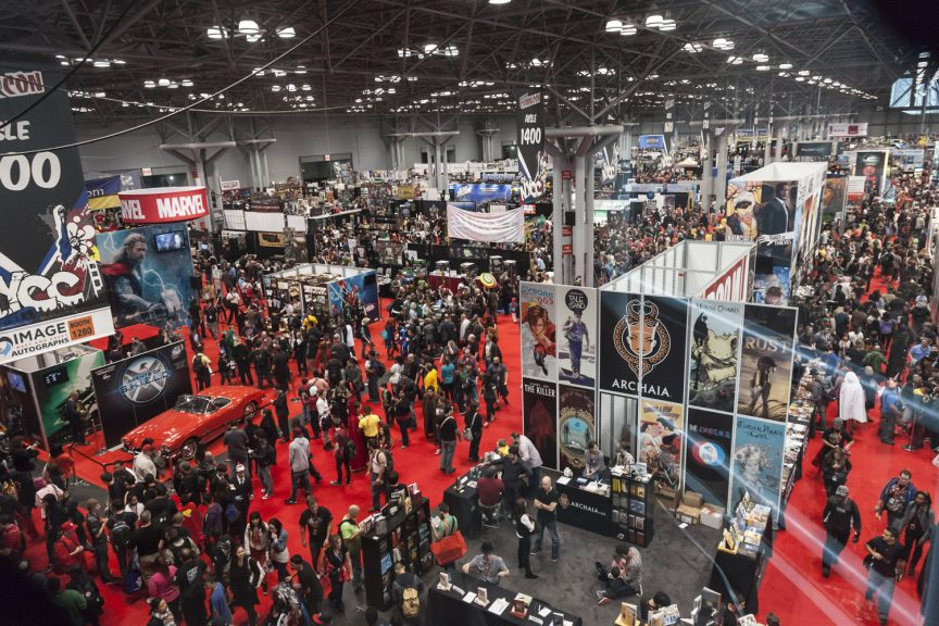 biggest cosplay conventions