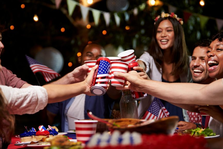 plan 4th of july party
