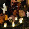 cheap outdoor halloween decorations