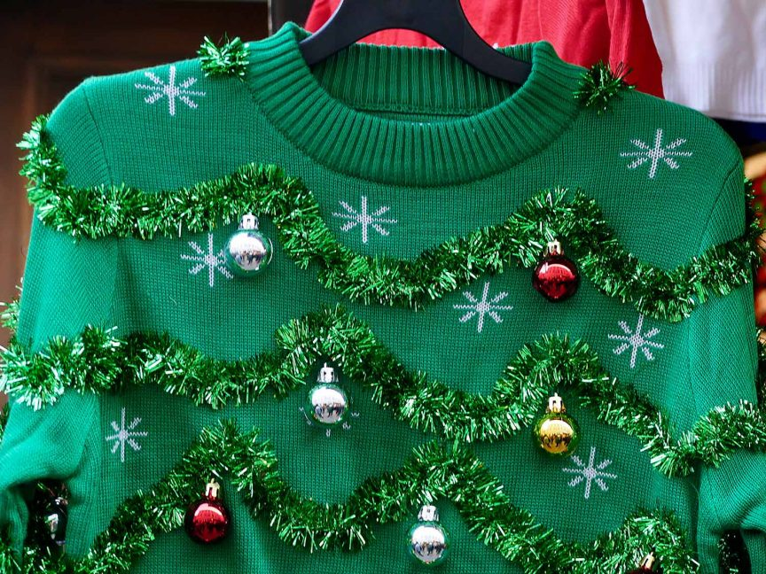 15 Totally Unique DIY Ugly Christmas Sweater Ideas ...