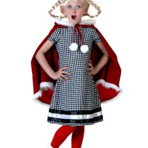 Christmas Girl Costume for Kids