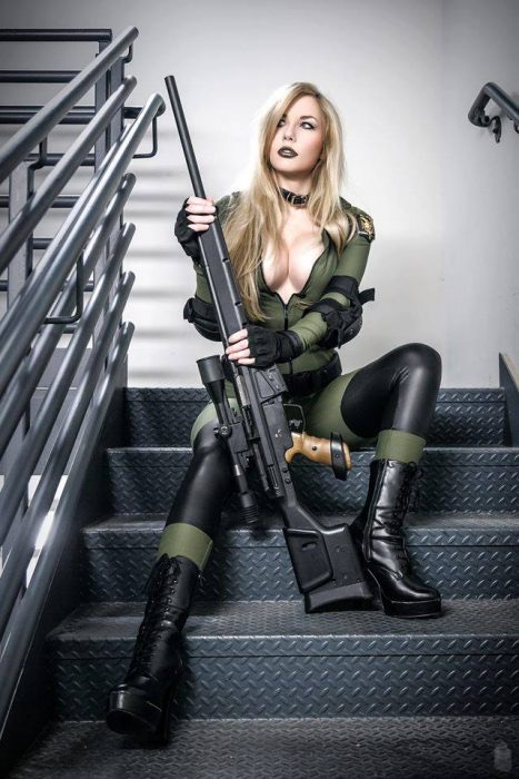 Crystal Graziano Cosplay