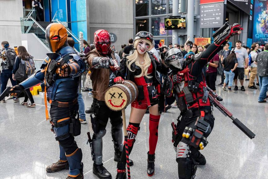 choose a cosplay name