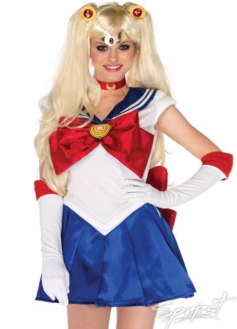 Sailor Moon Scout Uniform Fuku