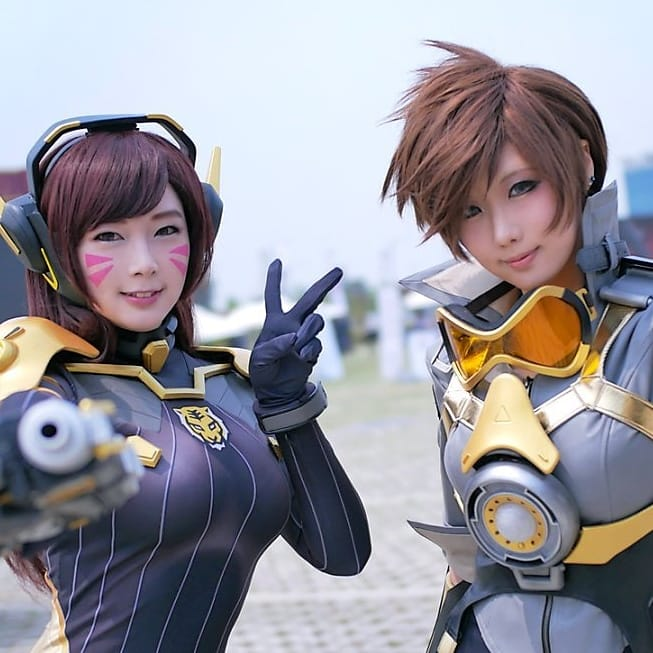 Spiral Cats Cosplay