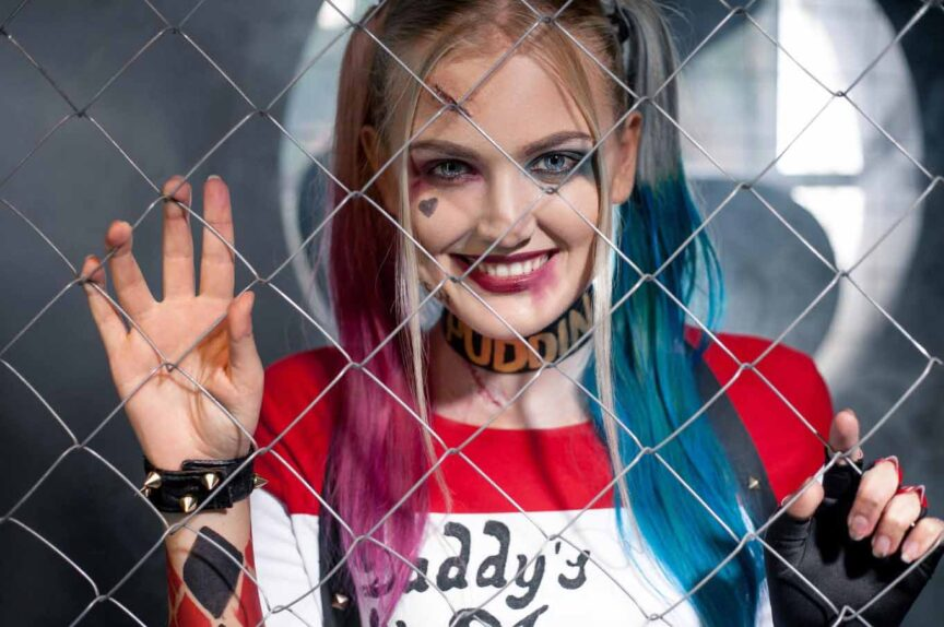 harley quinn cosplay costumes