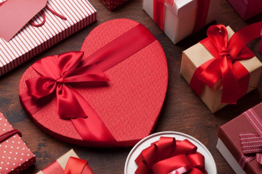 popular gift for valentine's day