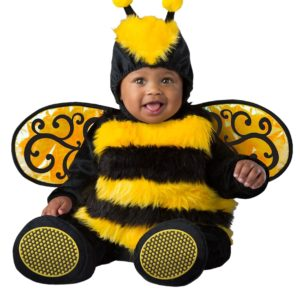 Baby Bumble Bee Infant Costume