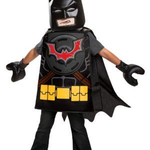 Basic Lego Movie 2 Toddler Batman Costume