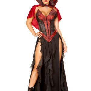 Sexy Blood Lusting Vampire Women's Costume