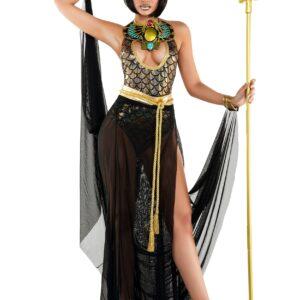 Sexy Cleo Women's Costume   Sexy Halloween Costume for Women