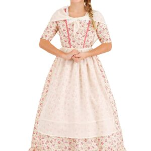 Colonial Girl Kid's Costume