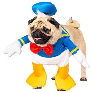 Disney Donald Duck Dog Costume | Dog Sailor Costume
