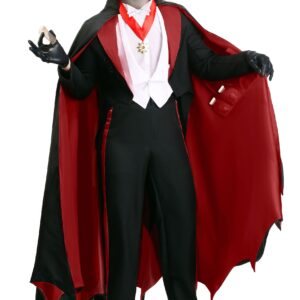 The Munsters Plus Size Grandpa Munster Costume for Men