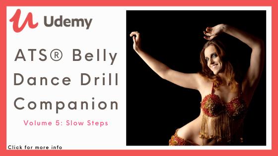 learn belly dancing online - Beginner Belly Dance - www.Ansuya.com