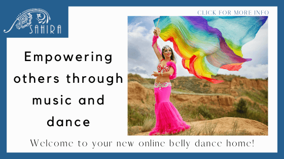 learn belly dancing online - Intro To Belly Dance - www.DanceGardenLA.com