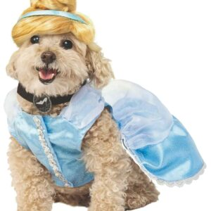 Disney Cinderella Dog Costume