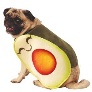 Dog Adorable Avocado Costume