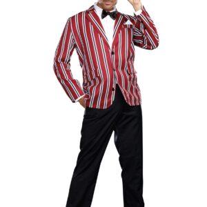 Men's Plus Size Good Times Charlie Costume 2X