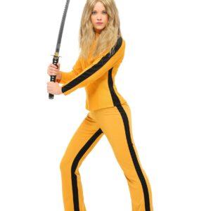 Beatrix Kiddo Plus Size Women's Costume
