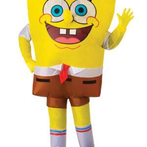 Child SpongeBob SquarePants Inflatable Costume