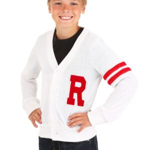 Deluxe Grease Rydell High Kids Letterman Sweater for Kids