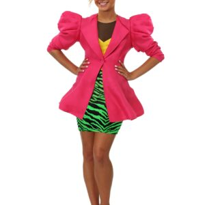 Plus Size 80s Valley Girl Women's Costume | Exclusive