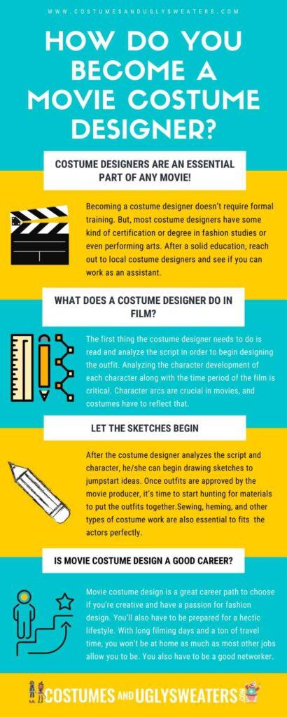movie costume designer - How Do You Become a Movie Costume Designer