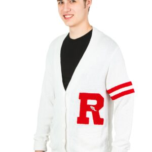 Grease Rydell High Men's Letter Sweater Costume