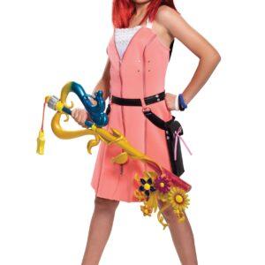 Kingdom Hearts Kairi Deluxe Costume for Teens