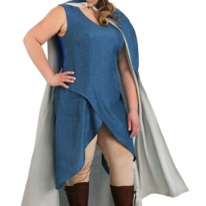 Plus Size Women's Dragon Queen Costume