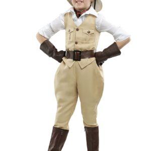Safari Hunter Costume for Boys