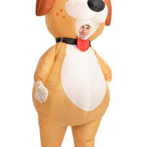 Adult Inflatable Dog Costume