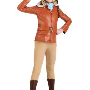 Deluxe Amelia Earhart Costume for Girls