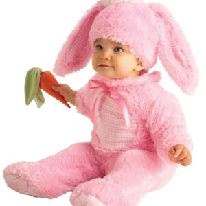 Baby Pink Bunny Infant Costume