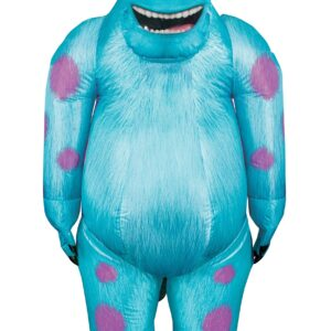 Adult's Monsters Inc Sulley Inflatable Costume