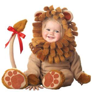 Baby Lion Cub Costume   Warm infant Halloween Costumes