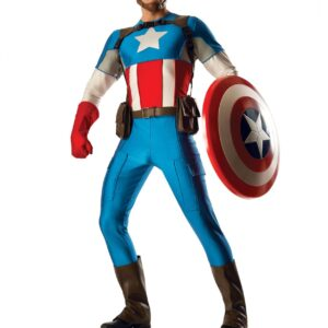 Captain America Grand Heritage Costume for Men