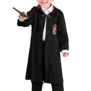 Harry Potter Toddler's Gryffindor Robe Costume