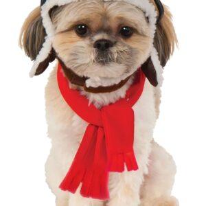 Aviator Dog Costume Kit