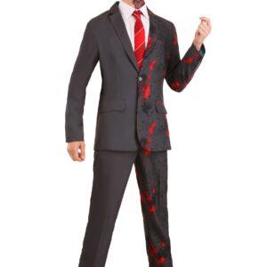 Harvey Dent Two Face Suit for Men