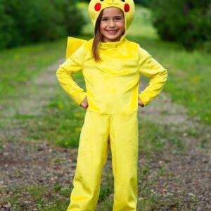 Nintendo Pokemon Toddler Pikachu Classic Costume