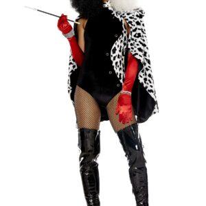 Sexy De Vilish Women's Plus Costume